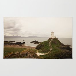 Tŵr Mawr Lighthouse Rug
