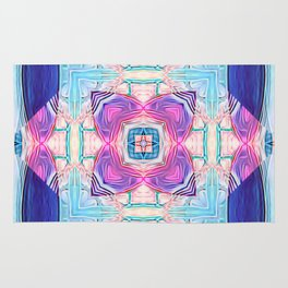 Rivers of Time Rug