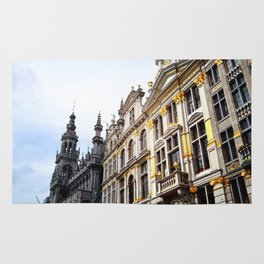 La Grand Place, Brussels, Belgium. Rug