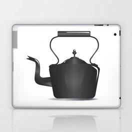 Victorian Black Kettle Laptop & iPad Skin