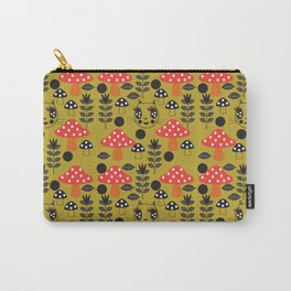 Fashionista Cats Kinoko Carry-All Pouch