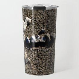 Stone arrow Travel Mug