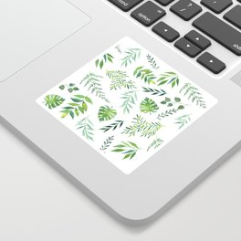 Jungle Sticker