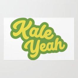 Kale Yeah Rug