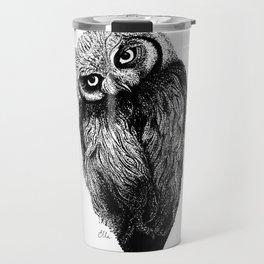 Scops Owl  Travel Mug