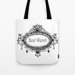 Beer Wench Tote Bag