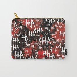 Harley Quinn: HA HA HA [Original] Carry-All Pouch