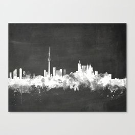 toronto poster canvas prints society6