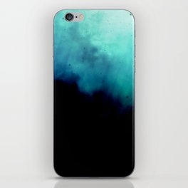 α Phact iPhone Skin