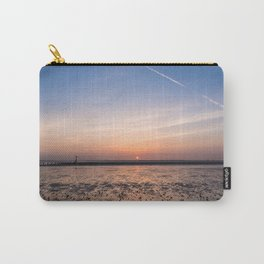 Humber Estuary Sunrise Carry-All Pouch