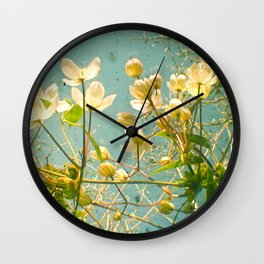 Look Up and You Will See Wall Clock