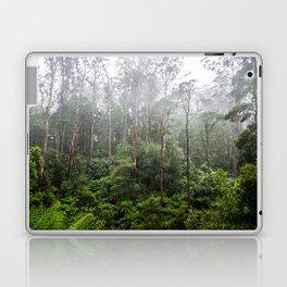 Forest and Fog Laptop & iPad Skin
