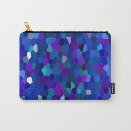 Geometrically mosaically speaking... Carry-All Pouch