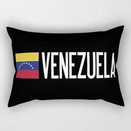 Venezuela: Venezuelan Flag & Venezuela Rectangular Pillow