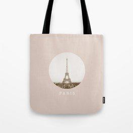 PARIS / eiffel tower / france Tote Bag