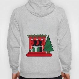 santa's will come Hoody