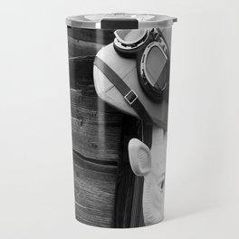 Helmet and Mask Travel Mug