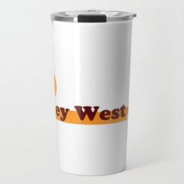 Key West - Florida. Travel Mug