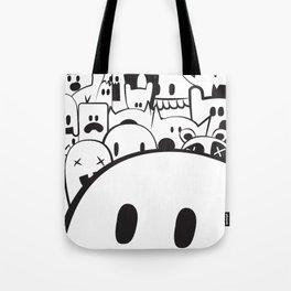 Monstah! Tote Bag