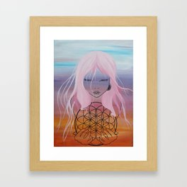 All I have Framed Art Print