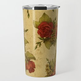 Antique Wallpaper 1 Travel Mug