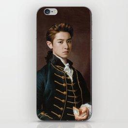 Chanyeol of EXO iPhone Skin