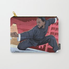 Kung Fu Kenny Carry-All Pouch