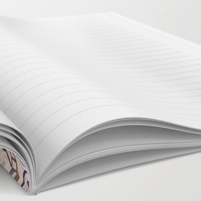 What A Wonderful World Notebook