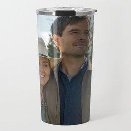 Amy and Ty - Heartland Travel Mug