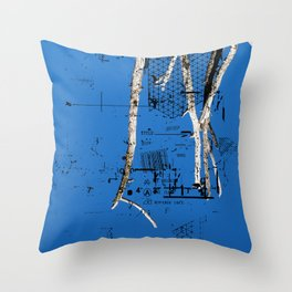 untitled 090317 3 Throw Pillow