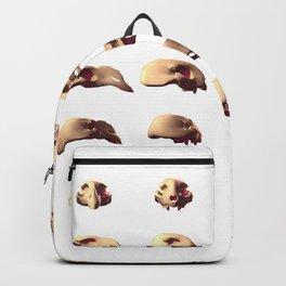 3D Animal Skulls Backpack