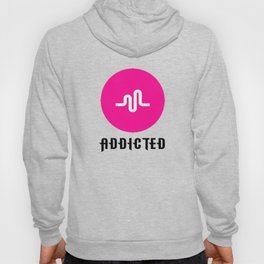 Addicted to Music Hoody