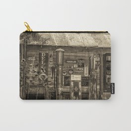 Antiqued Antiques Carry-All Pouch