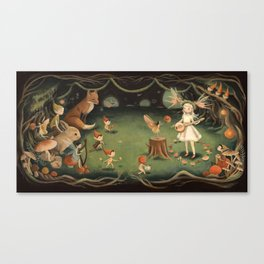 The Fairy Dream by Emily Winfield Martin Canvas Print