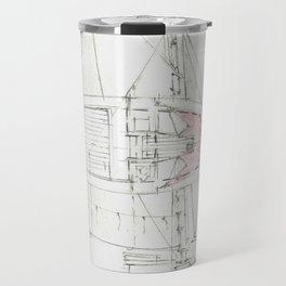 22 Ft Sloop Travel Mug