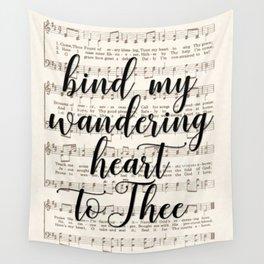 hymn wall tapestries   Society6