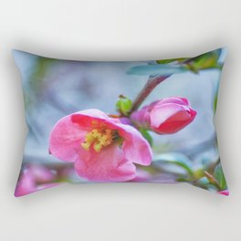 Apple Blossom 210 Rectangular Pillow