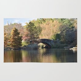 New York City Central Park Rug