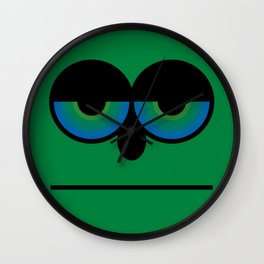 Mister Green Wall Clock