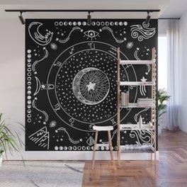 Zodiac Bandana Wall Mural