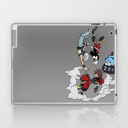 Drop into the Dream Laptop & iPad Skin