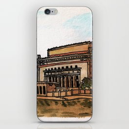 Philippines : Manila Central Post Office iPhone Skin