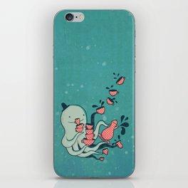Tea & Tentacles iPhone Skin