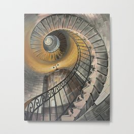 Grand Ascent Metal Print