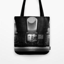 Alight here for Sherlock Holmes - Baker Street Tube Tote Bag