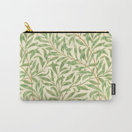 """William Morris """"Willow Bough"""" Carry-All Pouch"""
