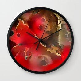 Redd Passion Wall Clock