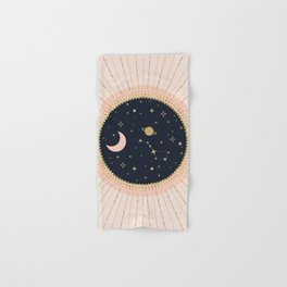 Love in Space Hand & Bath Towel