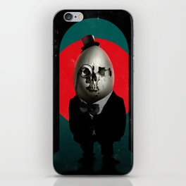 Humpty Dumpty iPhone Skin