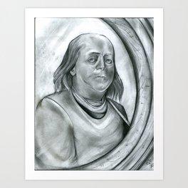 Benjamin   Art Print